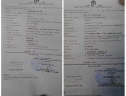 Perusak APK Litanto Supir Pribadi Salah Satu Calon.?