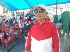 Ketua Panitia Perayaan HUT ke 74 Kemerdekaan RI kabupaten Konawe, Muhammad Akbar