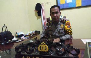Kasat Lantas Polres Konawe, IPTU Arifin