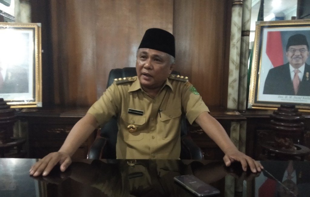 Bupati Konawe, Kery Saiful Konggoasa