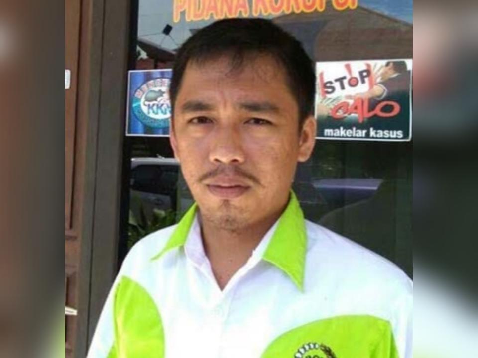 Ketua Perhimpunan Gerakan Keadilan (PGK), Sigit Tosepu