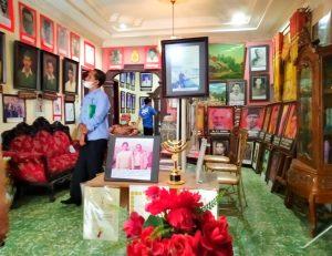 Museum di Rumah Sendiri; TOK WAN HARIA MENUNGGU RINDU
