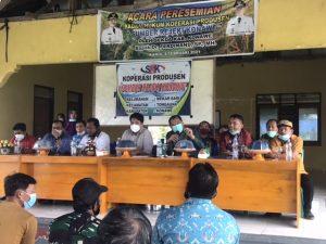 Koperasi Produsen untuk Petani Konawe Menuju Kemandirian dan Ketahanan Pangan