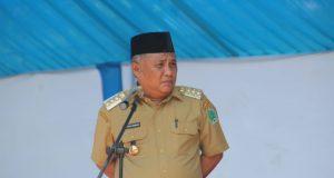 Bupati Konawe Kery Saiful Konggoasa dalam sebuah acara belum lama ini.